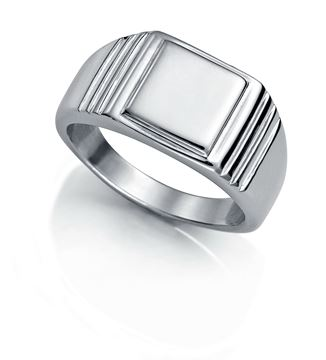 Picture of ANILLO ACERO SR FASHION