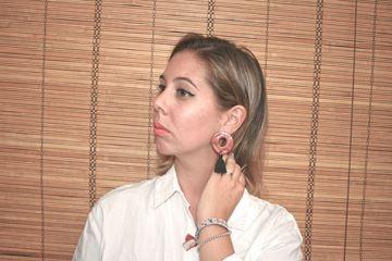 Picture of Pendientes Pompón