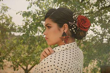 Picture of Pendientes Colección Flamenca 08