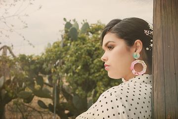 Picture of Pendientes Colección Flamenca 09