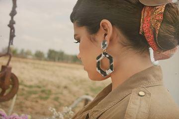 Picture of Pendientes Colección Flamenca 011
