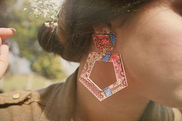 Picture of Pendientes Colección Flamenca 015