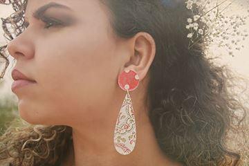 Foto de Pendientes Colección Flamenca 016