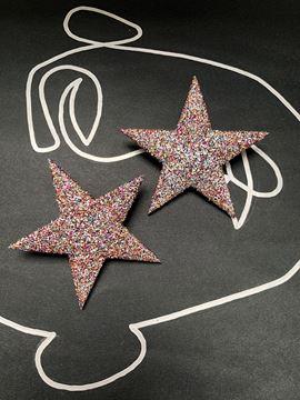 Foto de Estrellas Multicolor